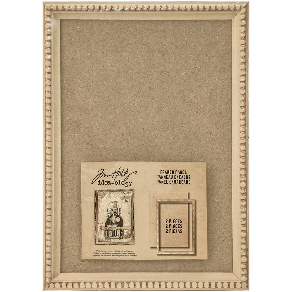 Tim Holtz Idea-ology FRAMED PANEL Structures TH93283 zoom image