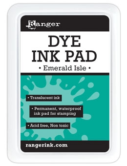 Ranger Dye Ink Pad EMERALD ISLE RDP49289 Preview Image