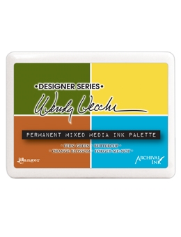 Ranger WENDY VECCHI Archival Mixed Media Palette AMP47735