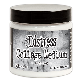 Tim Holtz Distress Collage Medium CRAZING TDA47957