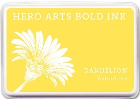 Hero Arts Hybrid Ink Pad DANDELION AF331 Preview Image