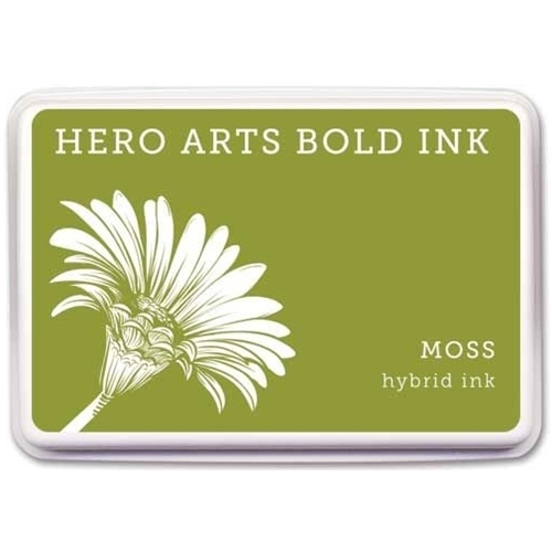 Hero Arts Hybrid Ink Pad MOSS AF343 Preview Image