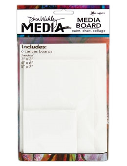 Dina Wakley Ranger ASSORTED MEDIA BOARD MDA48701