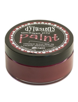 Ranger Dylusions Paint POMEGRANATE SEED DYP51350