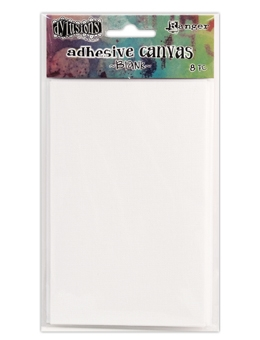 Ranger Dylusions BLANK ADHESIVE CANVAS DYA48459 zoom image