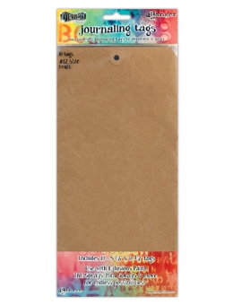 Ranger Dylusions KRAFT Journaling Tags DYA47810 Preview Image