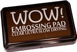 WOW Embossing Pad WV02
