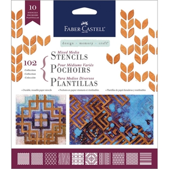 Faber-Castell CLASSIC Stencil Set 770602*