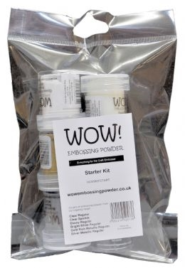 WOW Embossing Powder STARTER KIT WOWKITSTARTER Preview Image
