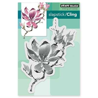 Penny Black THE UNFOLDING Cling Stamp Set 40-450 Preview Image