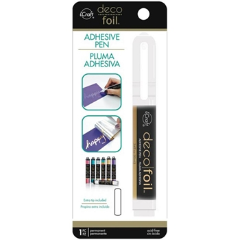 Therm O Web ADHESIVE PEN Deco Foil iCraft 4824