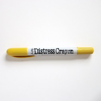 Ranger Tim Holtz Distress Crayon FOSSILIZED AMBER TDB49593