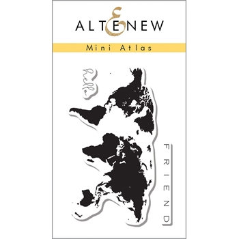 Altenew MINI ATLAS Clear Stamp Set ALT1123