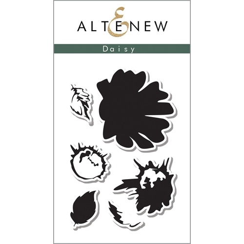 Altenew DAISY Clear Stamp Set ALT1121 Preview Image
