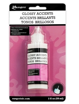 Ranger GLOSSY ACCENTS Glue Dimensional Adhesive GAC17042 Preview Image