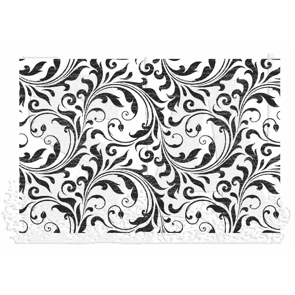 Tim Holtz Rubber Stamp FLOURISH Stampers Anonymous X1-2826 zoom image