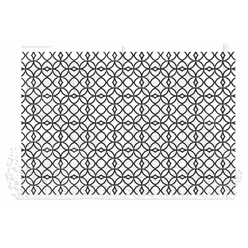 Tim Holtz Rubber Stamp LATTICE Stampers Anonymous X1-2827* Preview Image