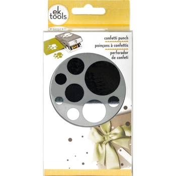 EK Success CONFETTI DOTS Large Punch 54-30275
