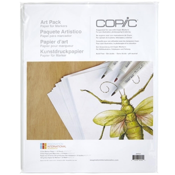 Copic Marker ART Paper Pack 005620