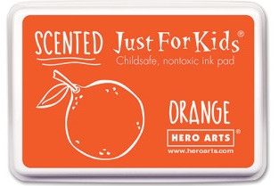 Hero Arts Kids Scented Ink Pad ORANGE CS116* zoom image