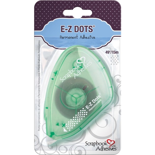 Scrapbook Adhesives E-Z DOTS DISPENSER Repositionable Tape 01640  Preview Image