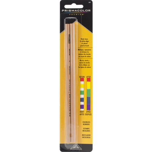 Prismacolor Colored Pencil COLORLESS BLENDER Pack Of Two 009623 Preview Image