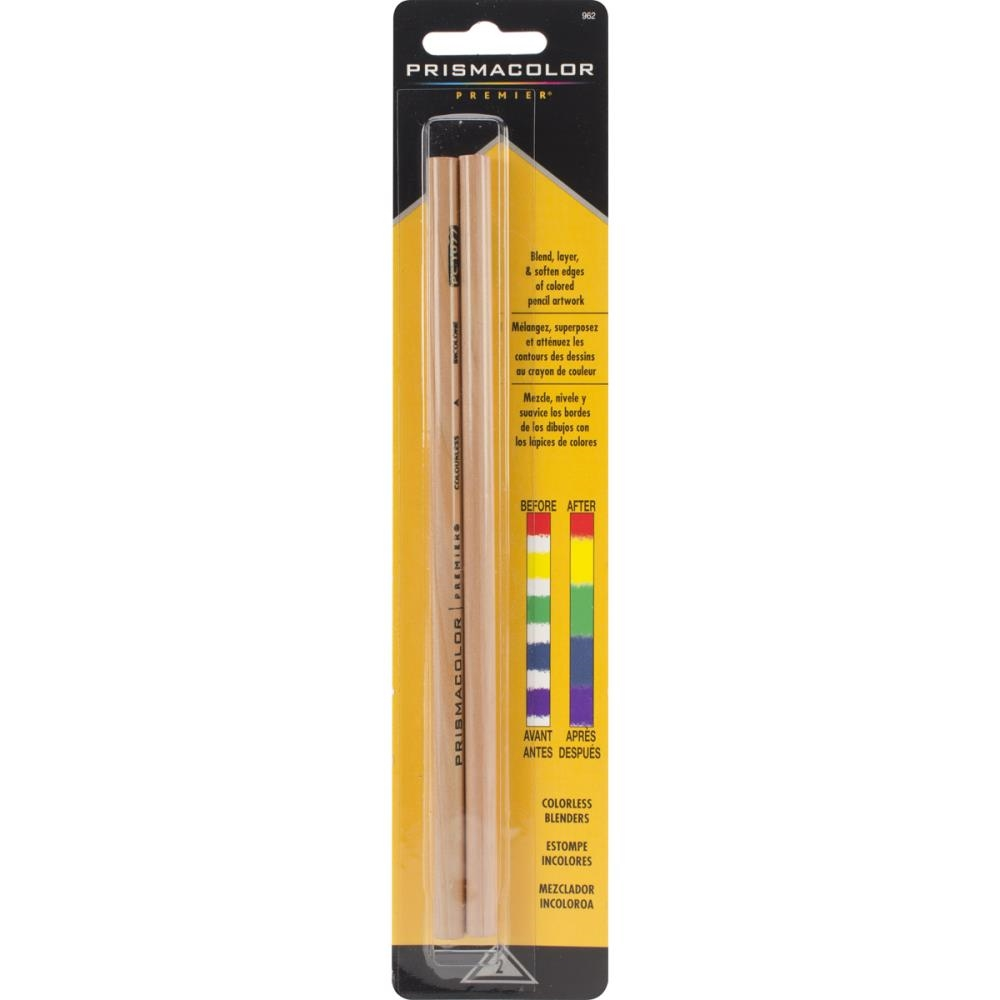 Prismacolor Colored Pencil COLORLESS BLENDER Pack Of Two 009623 zoom image