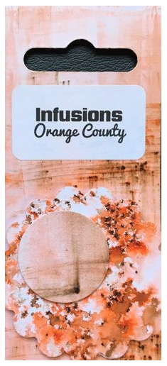 Paper Artsy ORANGE COUNTY Infusions Colored Stain CS06 zoom image