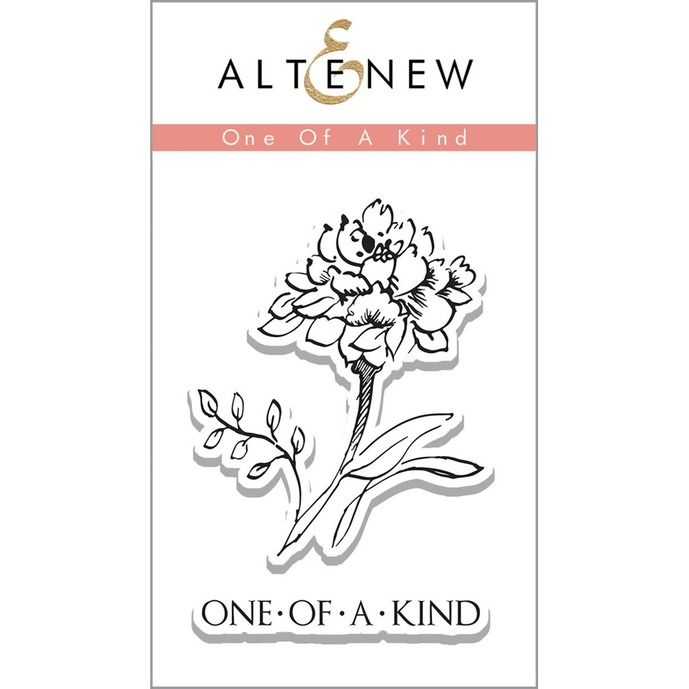 Altenew ONE OF A KIND Clear Stamp Set ALT1127* zoom image