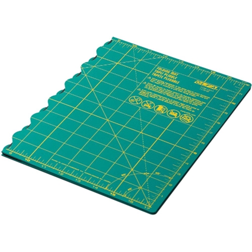 OLFA 12 x 17 FOLDED CUTTING MAT 1119735* Preview Image