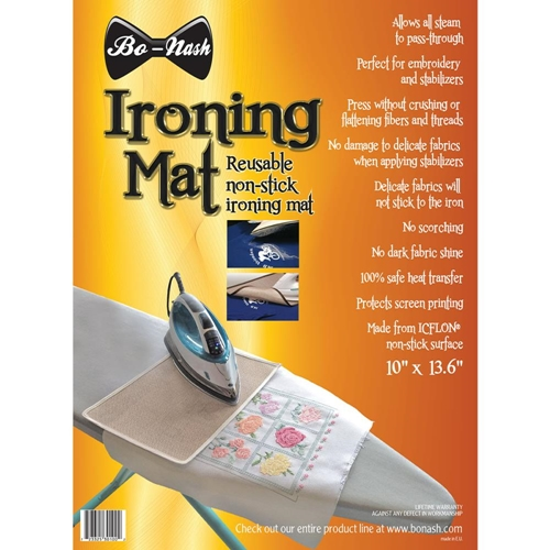 Bo-Nash IRONING MAT With Nonstick Surface 1728 Preview Image