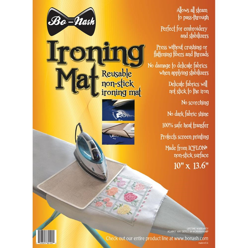 Bo-Nash IRONING MAT With Nonstick Surface 1728 zoom image