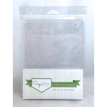 SugarPea Designs STAMP AND DIE STORAGE POUCHES SPD00137