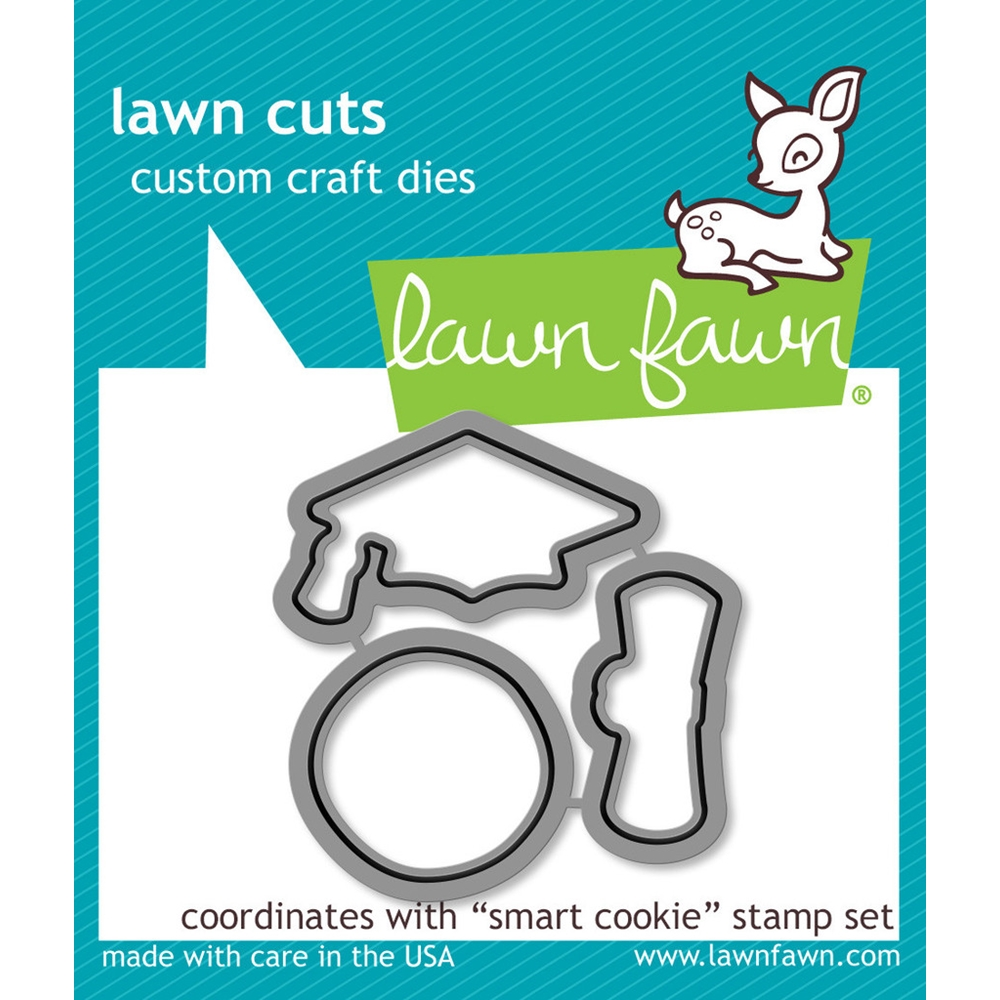 Lawn Fawn SMART COOKIE Lawn Cuts Dies LF1176* zoom image