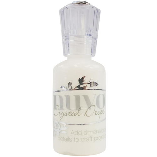 Tonic GLOSS SIMPLY WHITE Nuvo Crystal Drops 651N Preview Image