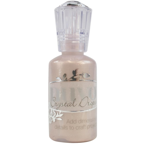 Tonic ANTIQUE ROSE Nuvo Crystal Drops 656N Preview Image