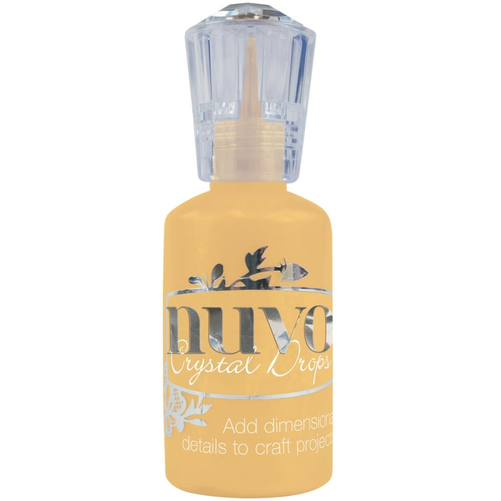 Tonic DANDELION YELLOW GLOSS Nuvo Crystal Drops 673N zoom image