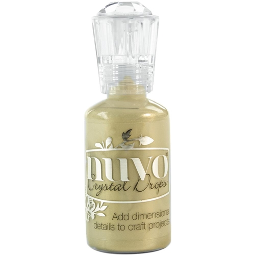 Tonic PALE GOLD Nuvo Crystal Drops 676N Preview Image