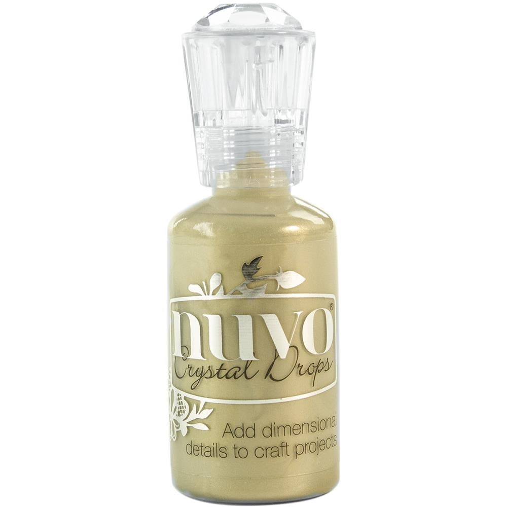 Tonic PALE GOLD Nuvo Crystal Drops 676N zoom image
