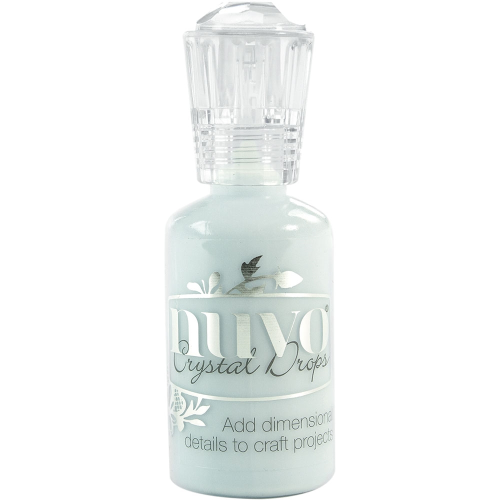 Tonic DUCK EGG BLUE Nuvo Crystal Drops 680N zoom image