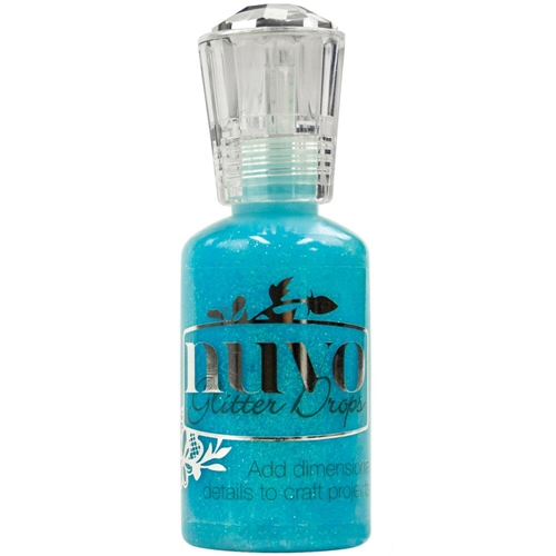 Tonic BLUE LAGOON Nuvo Glitter Drops 753N Preview Image