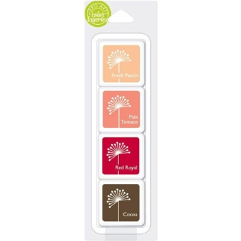 Hero Arts Color Layering Ink Pads JAYNE'S BLUSH Set AF353