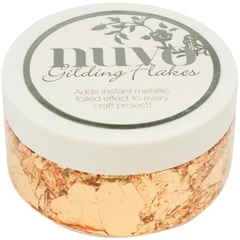 Tonic SUNKISSED COPPER Nuvo Gilding Flakes 852N