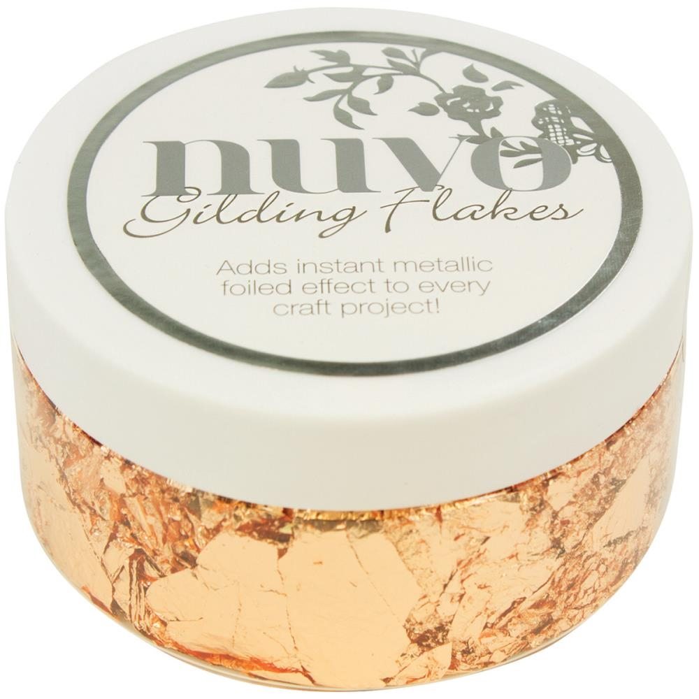 Tonic SUNKISSED COPPER Nuvo Gilding Flakes 852N zoom image