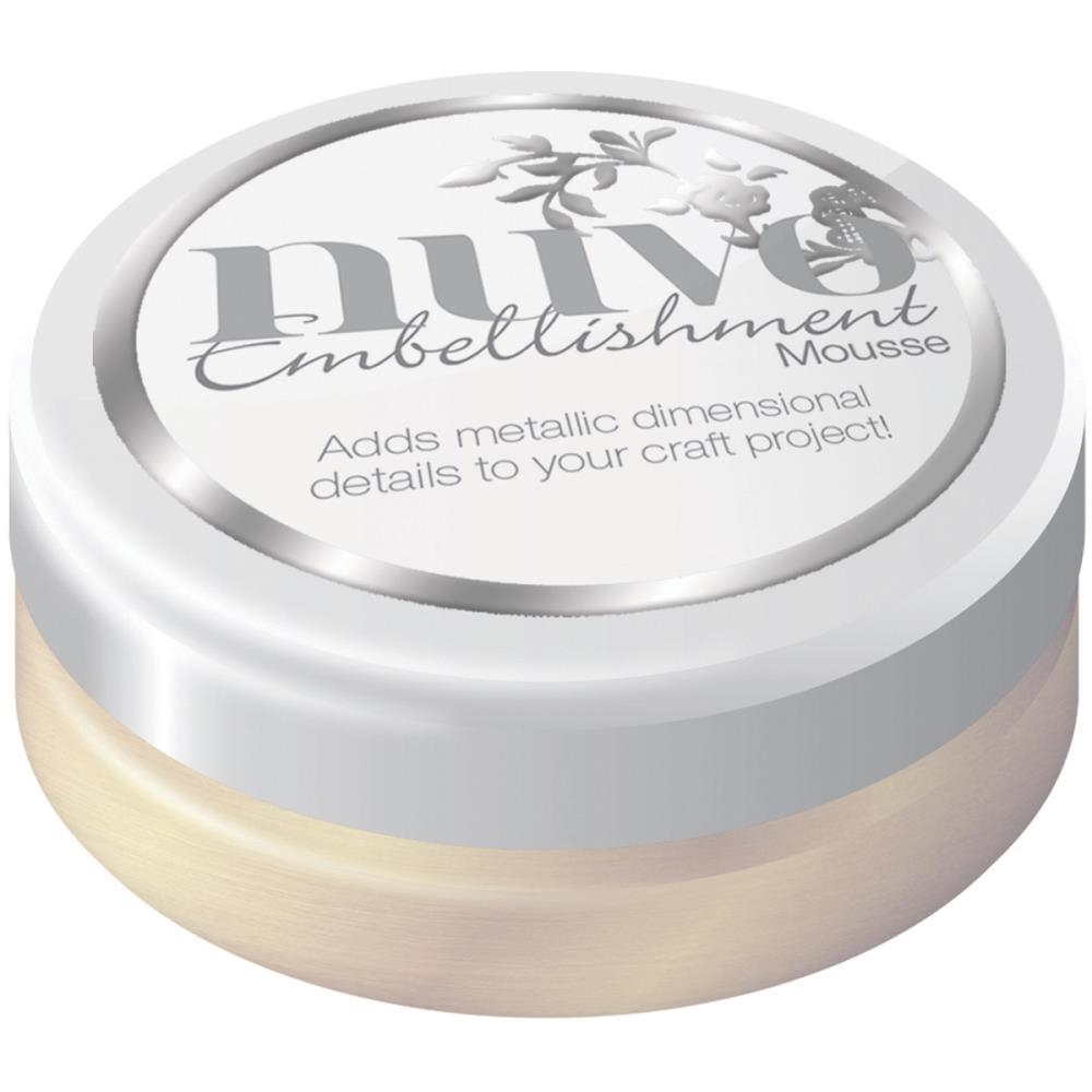 Tonic Mother Of Pearl Nuvo Embellishment Mousse