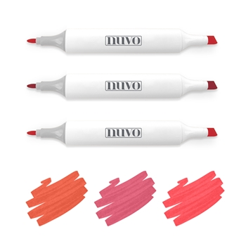 Tonic RICH REDS Nuvo Creative Pen Collection 310N*