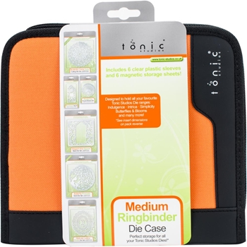 Tonic MEDIUM RINGBINDER CASE 344E