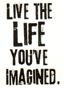 Tim Holtz Rubber Stamp LIVE THE LIFE Stampers Anonymous K5-1329