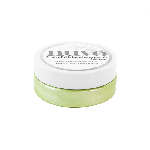 Tonic SPRING GREEN Nuvo Embellishment Mousse 808N Preview Image