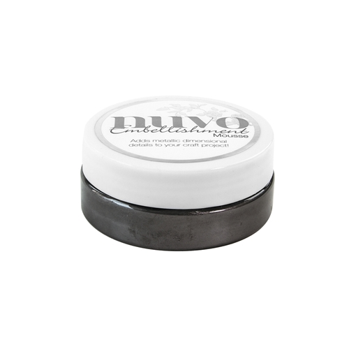 Tonic BLACK ASH Nuvo Embellishment Mousse 811N Preview Image